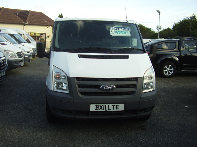 2011(11) FORD TRANSIT T280S 115 ECON £4,950.00 6 speed 2198cc