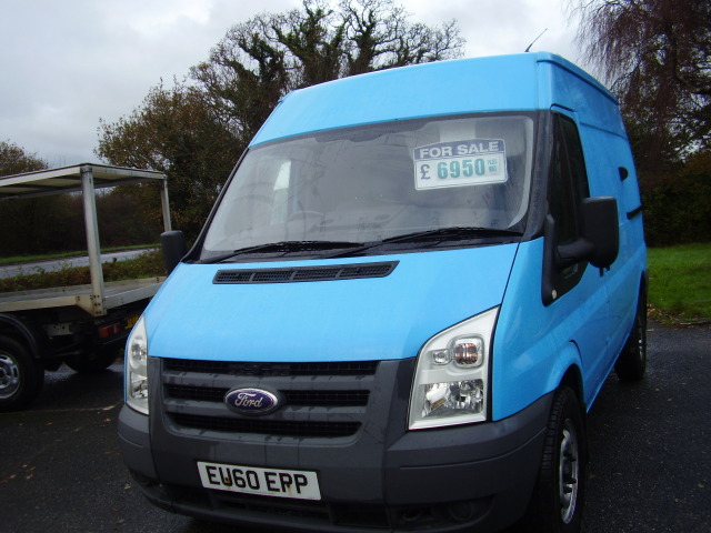10 (60) FORD TRANSIT 115 T330 £6,950.00 1 owner, 79,000 miles service history