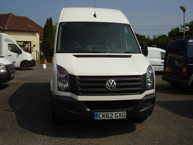2012 (62) VOLKSWAGEN CRAFTER CR35 TDi £8,000.00 109 MWB 88,000 miles