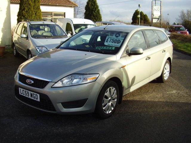 09 (59) FORD MONDEO EDGE £6,995.00 TDCi 125 6G DIESEL ESTATE 1753cc