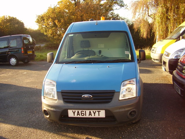 2012 (61) TRANSIT CONNECT 90 T230 £5,950.00 LWB HIGH ROOF
